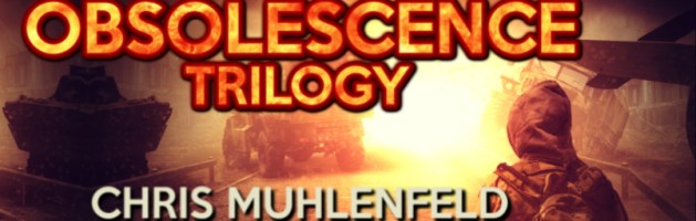 🎧 Audio Series Tour: The Obsolescence Trilogy by Chris Muhlenfeld