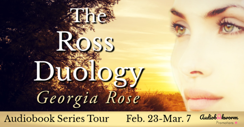 Audiobook Series Tour: The Ross Duology by Georgia Rose