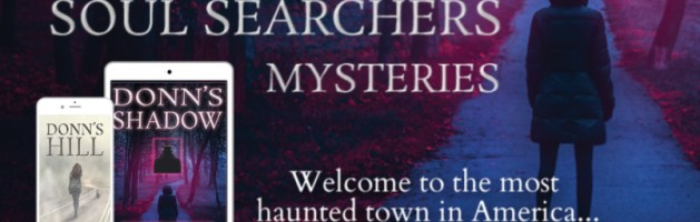 ⭐️ Audio Series Blog Tour: The Soul Searchers Mysteries by Caryn Larrinaga