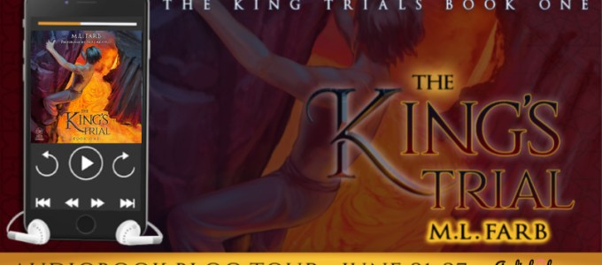 ⭐️ New Audio Tour: The King's Trial by M.L. Farb