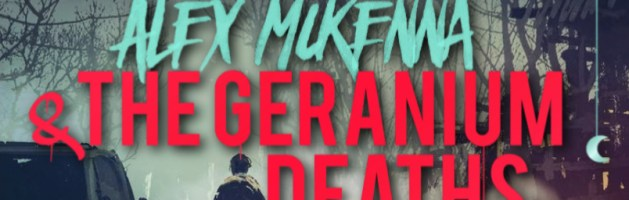 ⭐️ Audio Blog Tour: Alex McKenna & the Geranium Deaths by Vicki-Ann Bush