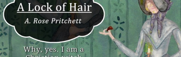 ⭐️ Audio Blog Tour: A Lock of Hair by A. Rose Pritchett