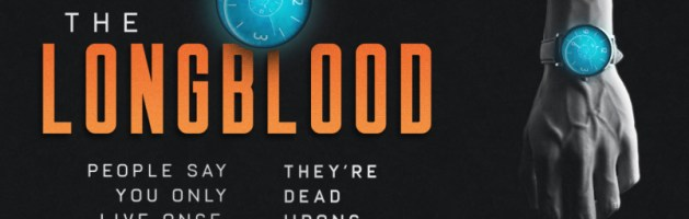 ⭐️ Audio Blog Tour: The Longblood by Charmin Blazier