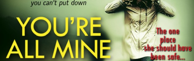 🎧 Audio Blog Tour: You're All Mine by Ruth Harrow
