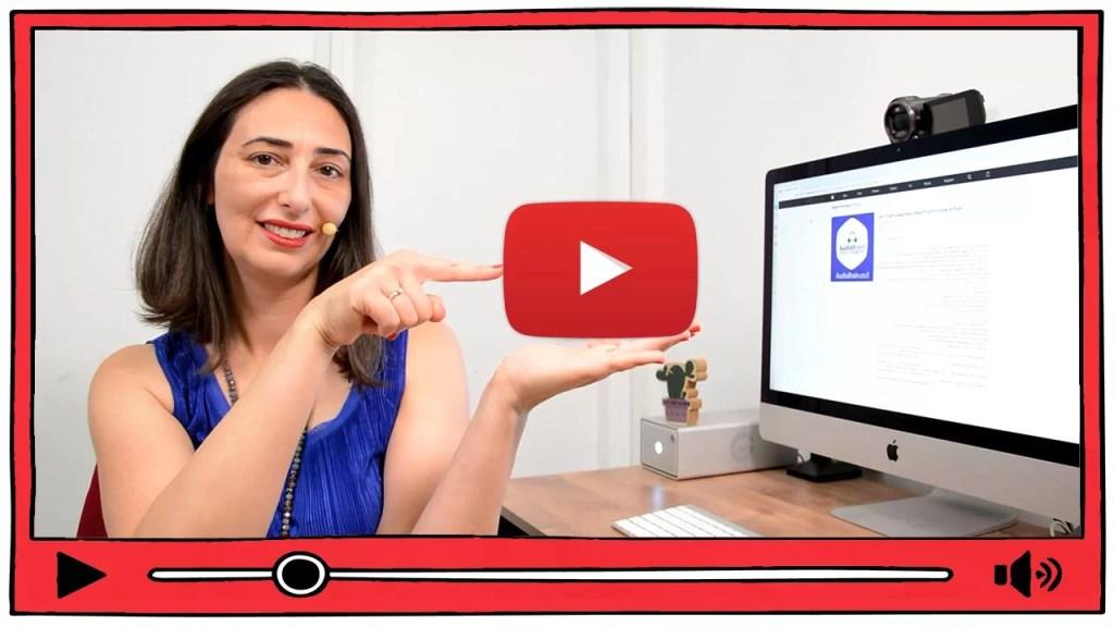 איך להפוך את תכני הוידאו שלכם לפודקאסט בקלות