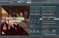 RIVERO & Wasback – Wait For The Night (Suyano Edit) FL Studio Remake