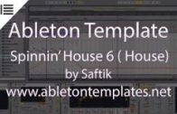 Ableton Live House Template – Spinnin'House 6 by Saftik