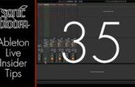 Ableton Live Insider Tips: Multiple Template Sets