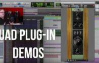 Dave Pensado Demos Universal Audio's UAD Plug-Ins