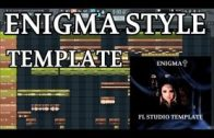 FL Studio Enigma Style Template FREE FLP