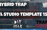 FL Studio Template 15: Autoerotique / DIM MAK Style Hybrid Trap Project (FREE FLP, Samples, Presets)