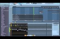 Psy Trance Harmonic Rush Style Fl studio Project Template