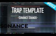 Trap template #2 [Free FL studio template]