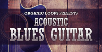 Sample Packs - Organic Loops Acoustic Blues Guitar