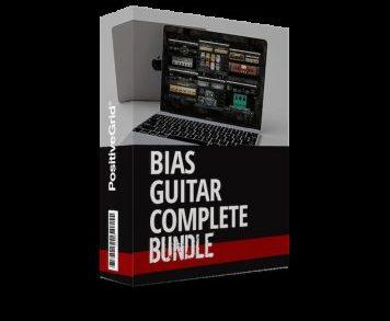 FX Bundle - Positive Grid BIAS Guitar Complete