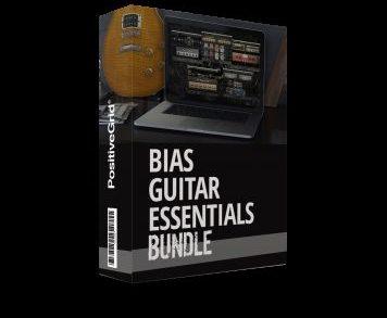FX Bundle - Positive Grid BIAS Guitar Essentials