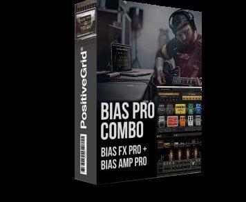 FX Bundle - Positive Grid BIAS Pro Combo