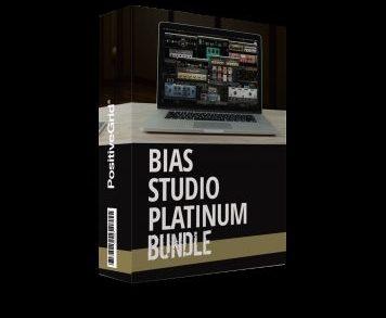 Complete Collection - Positive Grid BIAS Studio Platinum