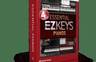 EZkeys Essential Pianos