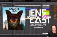 Galantis – Hunter – Ableton Live Full Remake Tutorial