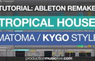 Zedd – Spectrum ft. Matthew Koma (Remake Ableton 9)