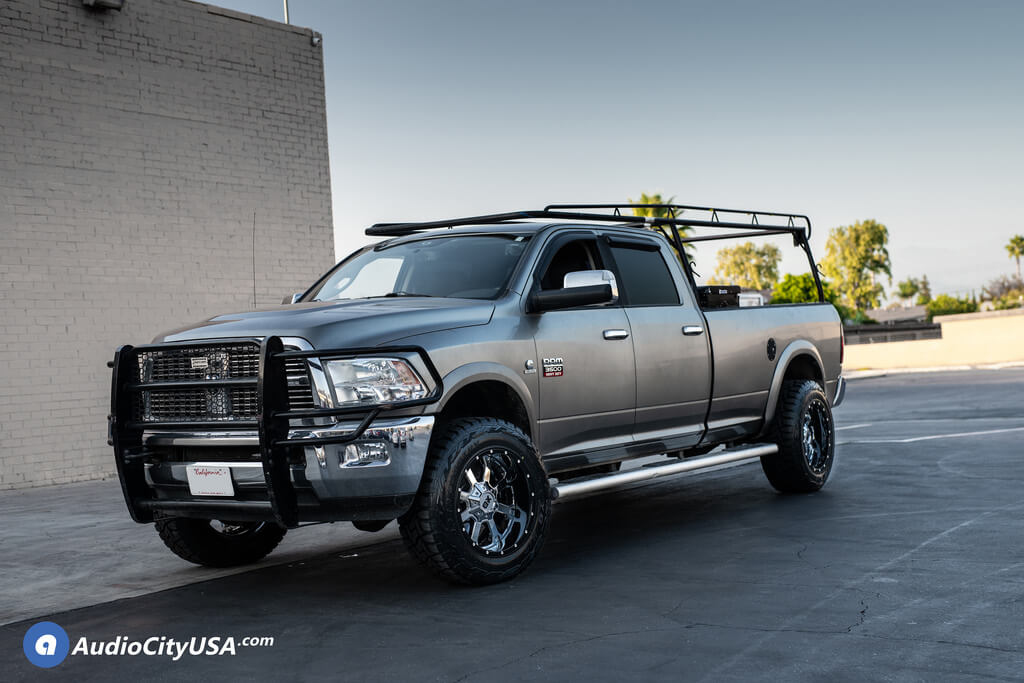 20 Xd Wheels Xd202 Buck 25 Chrome With Black Milled Lip Off Road