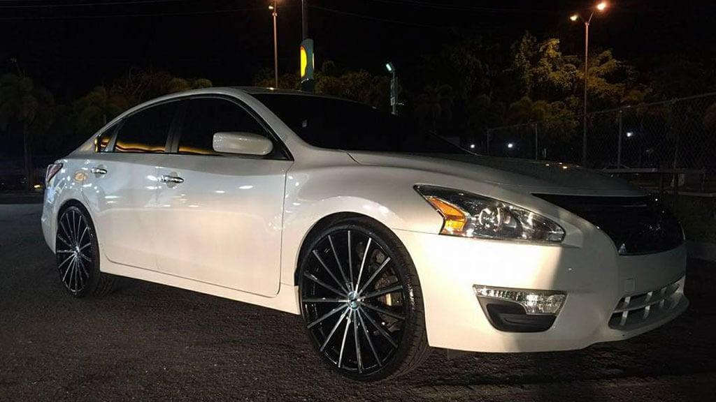 2014 Is250 Rims Black Lexus