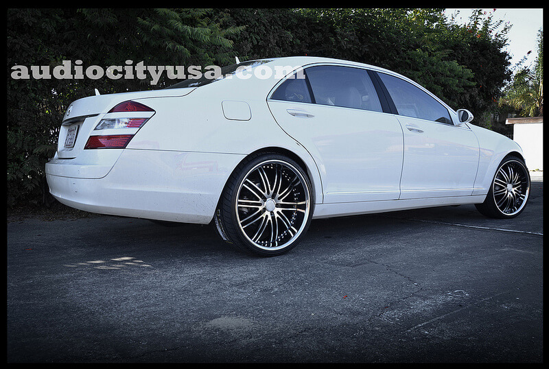 Mercedes Benz Xix Wheels