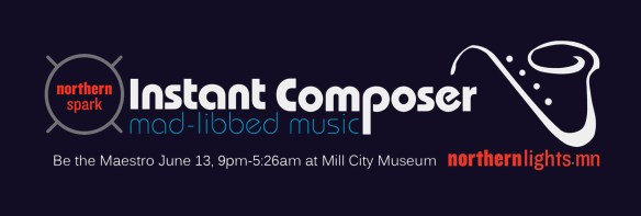 Instant Composer: Mad-Libbed Music