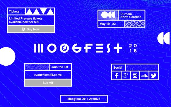 MoogFest2016