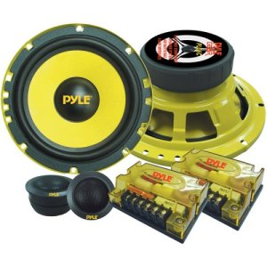 PYLE PLG64 65Inch 300 Watt FourWay Speakers – AudioDevicer