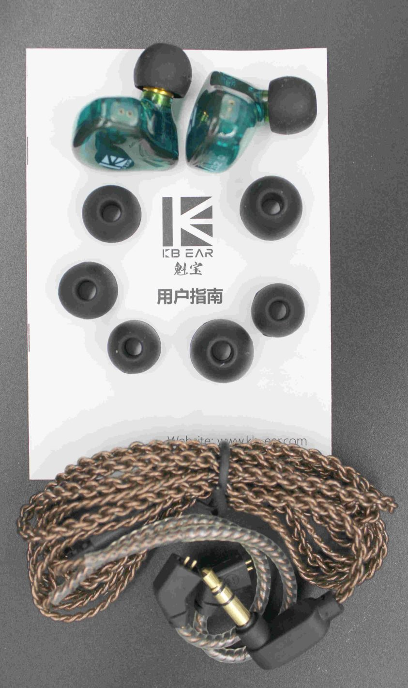 KB EAR KS2 - Reviews   Headphone Reviews and Discussion ...
