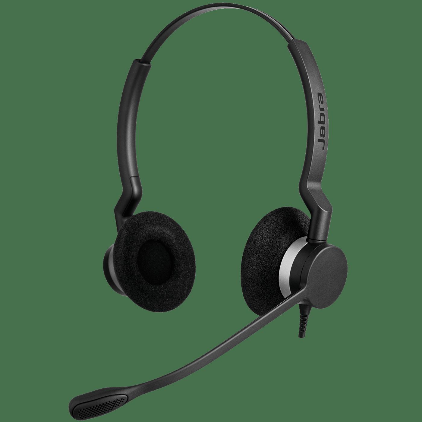 Jabra Biz 2300 Duo, USB, MS 14