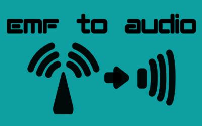 E.M.F. to audio