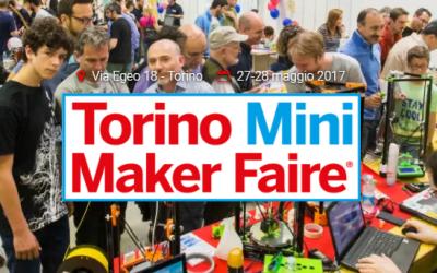 Torino Mini Maker Faire 2017