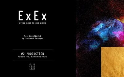 Audio HackLab @ ExEx#2