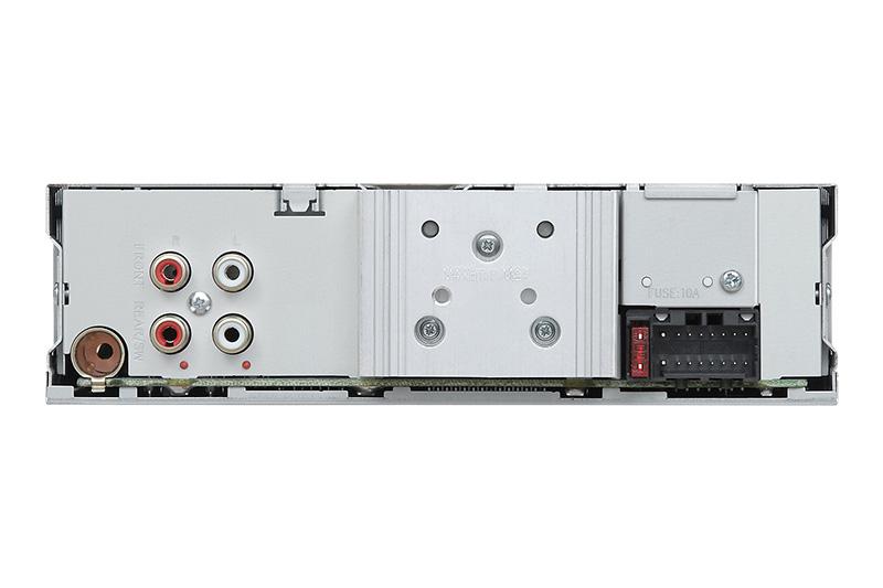 KENWOOD CD USB AUX RADIO KDC130U 4