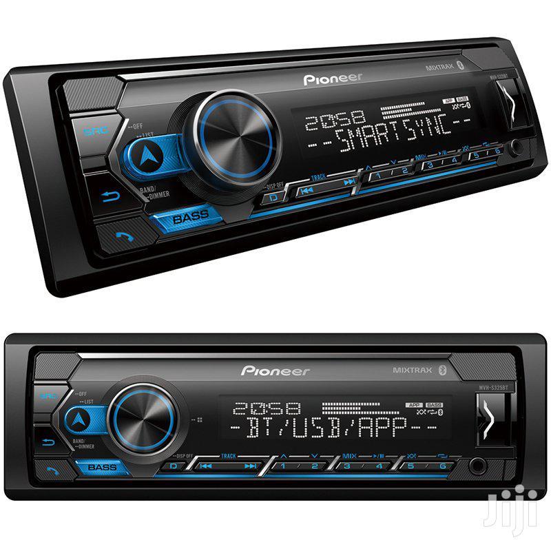 PIONEER BLUETOOTH USB MEDIA RADIO MVHS325BT 5