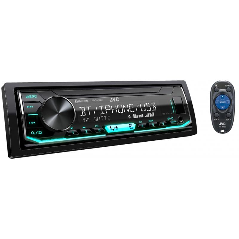 JVC BLUETOOTH USB MEDIA RADIO KDX462BT 1