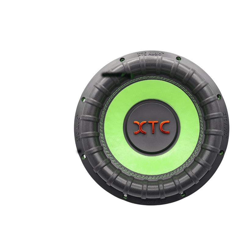 12'' XTC SUBWOOFER GREEN HORNET DVC 8000W 1