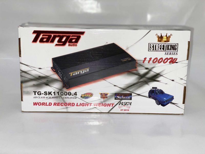 TARGA AMPLIFIER 4CH STREET KING 11000W TGSK11000.4 1