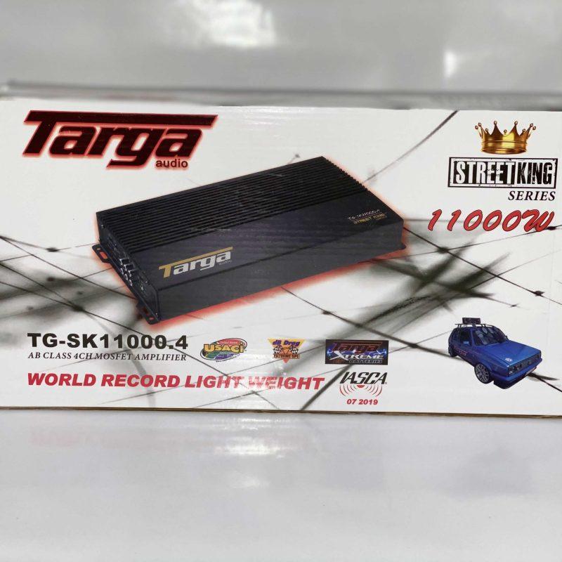TARGA AMPLIFIER 4CH STREET KING 11000W TGSK11000.4 3