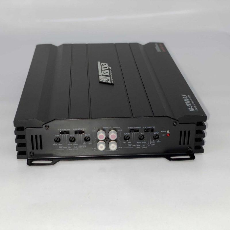 TARGA AMPLIFIER 4CH STREET VILLAIN 9800W TGSV9800.4
