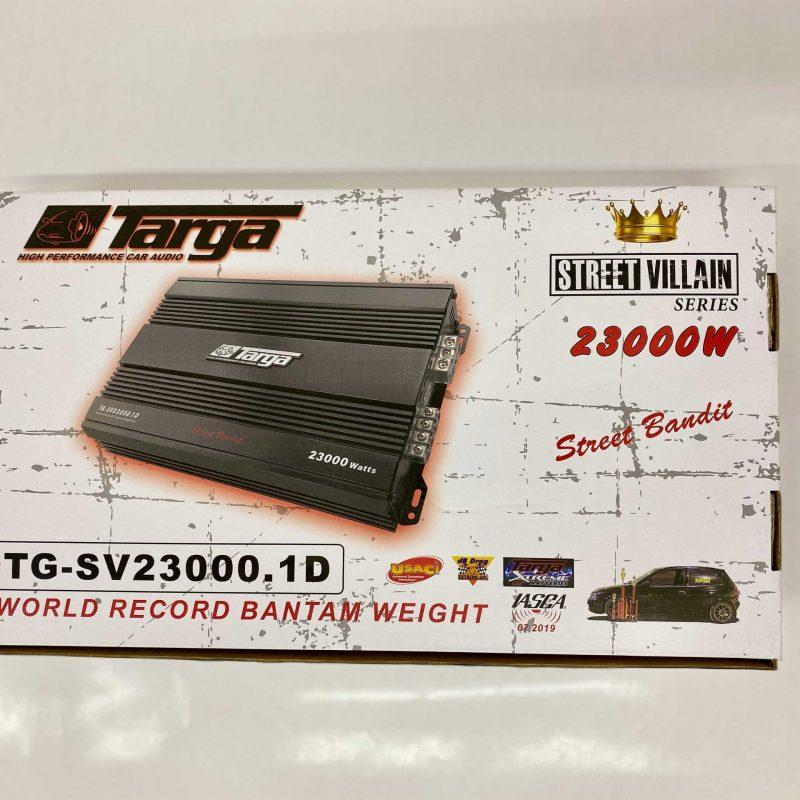 TARGA AMPLIFIER 1CH STREET VILLAIN 23000W TGSV23000.1D