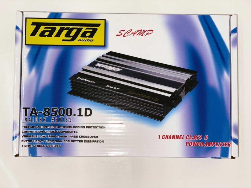 TARGA AMPLIFIER 1CH SCAMP 8500W TA8500.1D 2