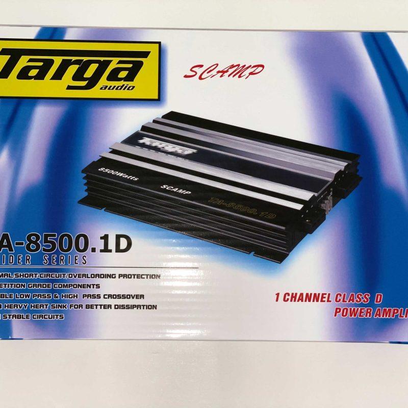 TARGA AMPLIFIER 1CH SCAMP 8500W TA8500.1D 4
