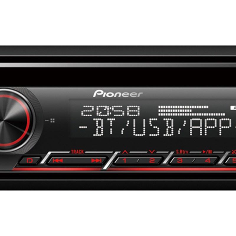 PIONEER BLUETOOTH USB MEDIA RADIO DEHS420BT