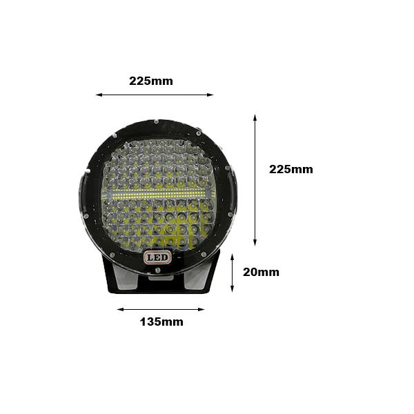 LED SPOTLIGHT 414W SET