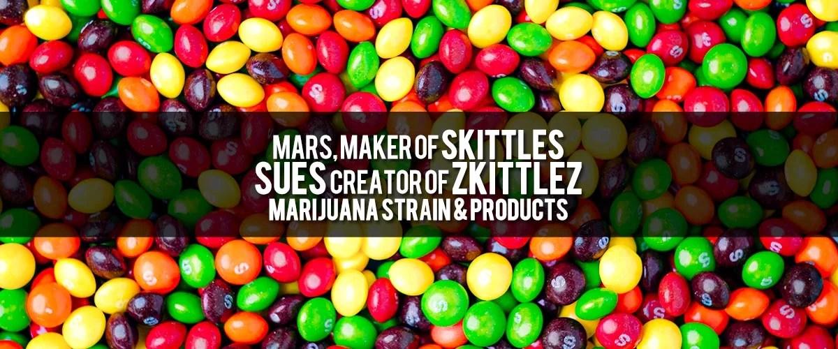 Skittles Sues Zkittlez For Trademark Infringement