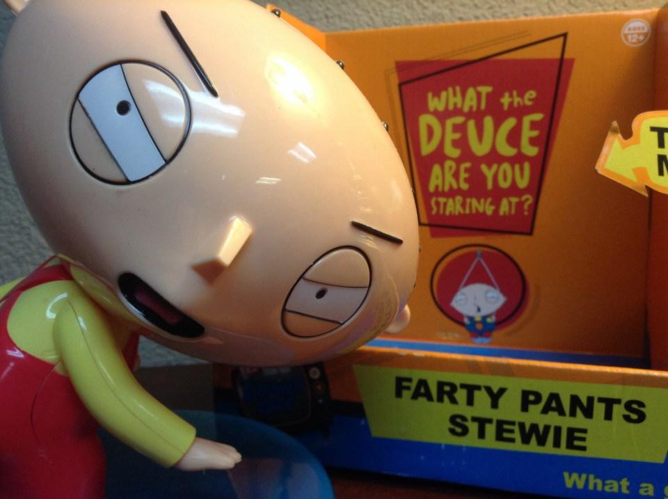 Family Guy's music.